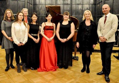 Charity-Konzert für das Flüchtlingsprojekt Ute Bock