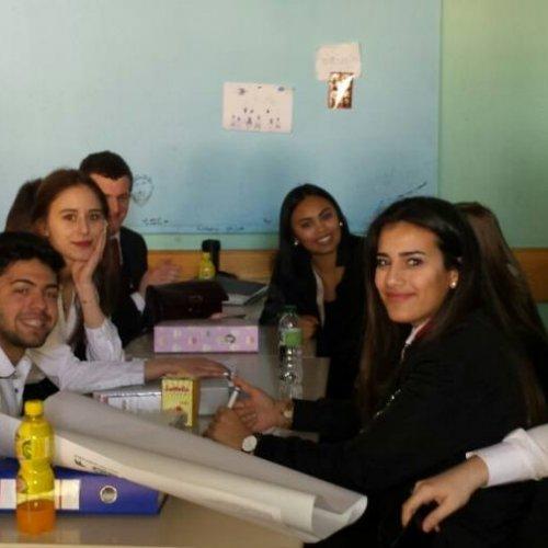 Recruiting Vortrag in der Hotelfachschule