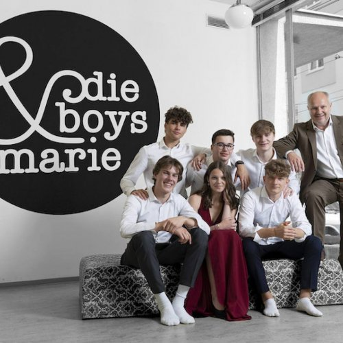 The Boys & Marie - Praktikumsplatz…