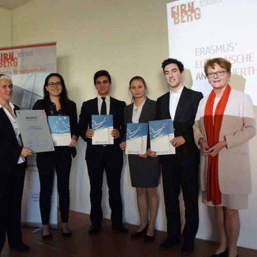 Erasmus+ Zertifikate