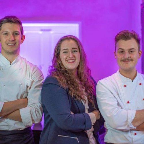 MODUL-Absolventin Emilia Orth-Blau startet eigenes Unternehmen