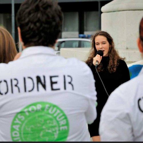 Interview mit Klima-Aktivistin von