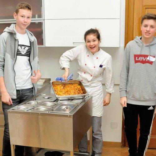 Erasmus Programm – Abwechslung im Schulalltag