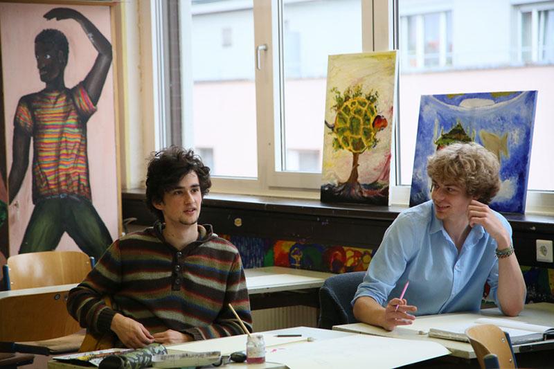 Die wiener humanberuflichen schulen kunstmodedesign for Design schule wien